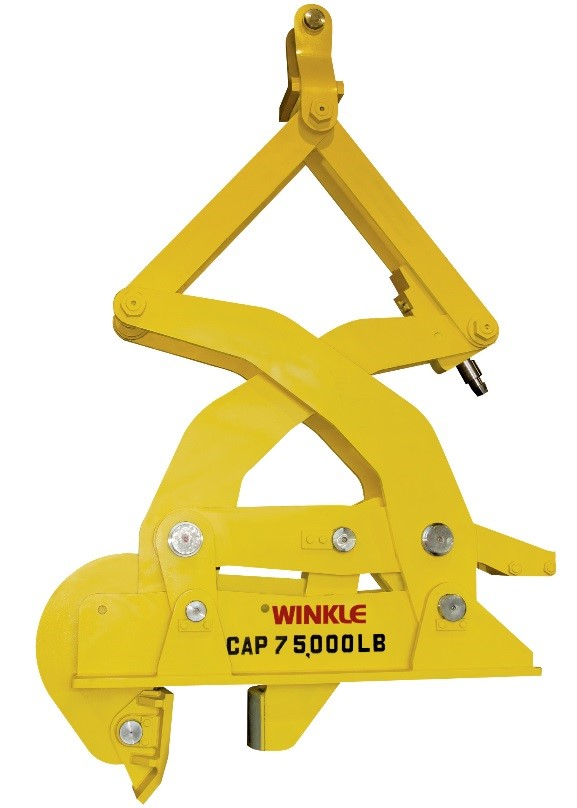 Automatic Coil Tongs 1 - 37.5 Ton Capacity Coil Tong