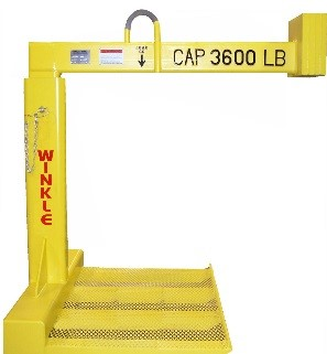Pallet Lifters 1 - Single Stack Pallet Lifter