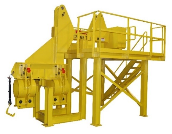 Spindle Lifters 3 - 8.5 Ton Capacity Spindle Lifter with Stand